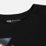 Мужская толстовка Y-3 Planet Sweat Black фото- 1