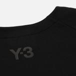 Мужская толстовка Y-3 Planet Sweat Black фото- 5