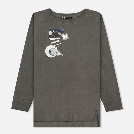 Мужская толстовка Y-3 Planet Sweat Grey