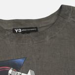 Мужская толстовка Y-3 Planet Sweat Grey фото- 1