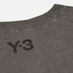 Мужская толстовка Y-3 Planet Sweat Grey фото- 5