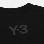 Мужская толстовка Y-3 French Terry Sweat Black фото- 4