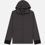 Мужская толстовка Y-3 French Terry Zip-Up Hoodie Utility Black фото- 0