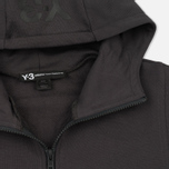 Мужская толстовка Y-3 French Terry Zip-Up Hoodie Utility Black фото- 1