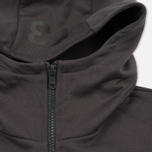 Мужская толстовка Y-3 French Terry Zip-Up Hoodie Utility Black фото- 2