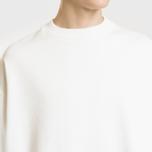 Мужская толстовка Y-3 Signature Graphic Core White фото- 3