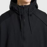 Мужская толстовка Y-3 Signature Graphic Full Zip Hoodie Black фото- 3