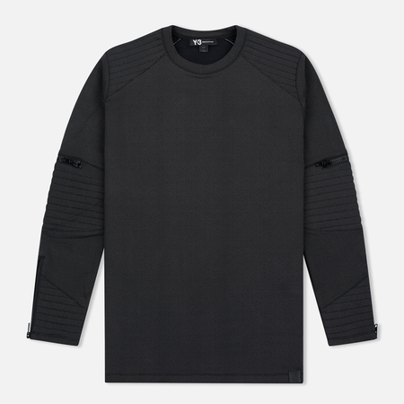 Y-3 Tech Fleece Men's Sweatshirt Black