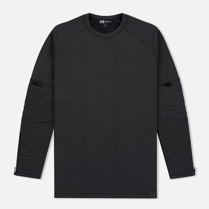 Мужская толстовка Y-3 Tech Fleece Black