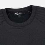 Мужская толстовка Y-3 Tech Fleece Black фото- 1