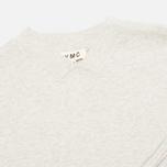 Мужская толстовка YMC Angle Pocket Grey фото- 1