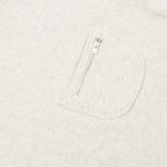 Мужская толстовка YMC Angle Pocket Grey фото- 2