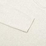 Мужская толстовка YMC Angle Pocket Grey фото- 3