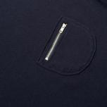 Мужская толстовка YMC Angle Pocket Navy фото- 2