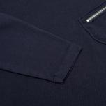Мужская толстовка YMC Angle Pocket Navy фото- 3