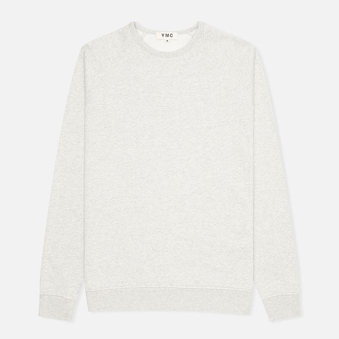 YMC Raglan Men's Sweatshirt Grey