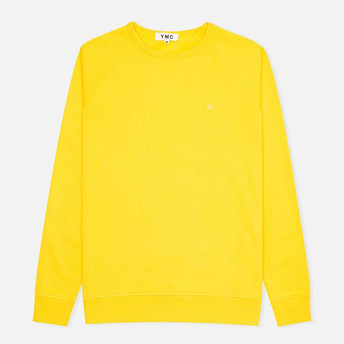 Мужская толстовка YMC Raglan Yellow