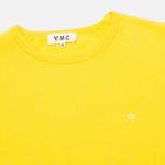 Мужская толстовка YMC Raglan Yellow фото- 1