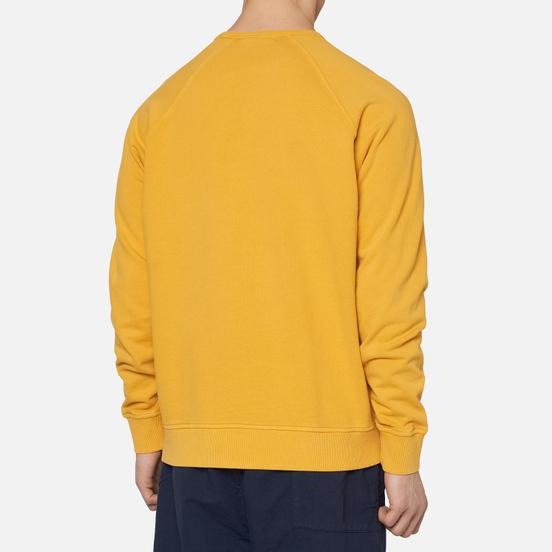 Мужская толстовка YMC Schrank Raglan Loopback Yellow