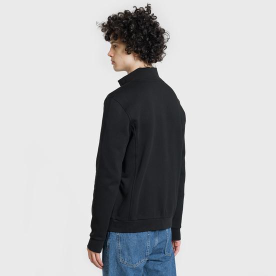 Мужская толстовка Lacoste Sport Zip-Up Fleece Black