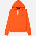 Мужская толстовка Polo Ralph Lauren Vintage Classic Athletic Fleece Hoody Sailing Orange фото- 0