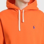 Мужская толстовка Polo Ralph Lauren Vintage Classic Athletic Fleece Hoody Sailing Orange фото- 3