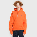 Мужская толстовка Polo Ralph Lauren Vintage Classic Athletic Fleece Hoody Sailing Orange фото- 1