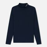 Мужской лонгслив Ellesse Amico Roll LS Neck Dress Blues фото- 0
