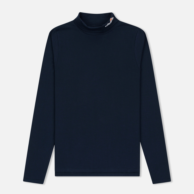 Мужской лонгслив Ellesse Amico Roll LS Neck Dress Blues