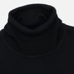 Мужская водолазка Fred Perry Merino Roll Neck Black фото- 1