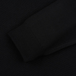 Мужская водолазка Fred Perry Merino Roll Neck Black фото- 2