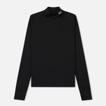 Мужская водолазка Lacoste Live Turtleneck Interlock Knit Black фото- 0