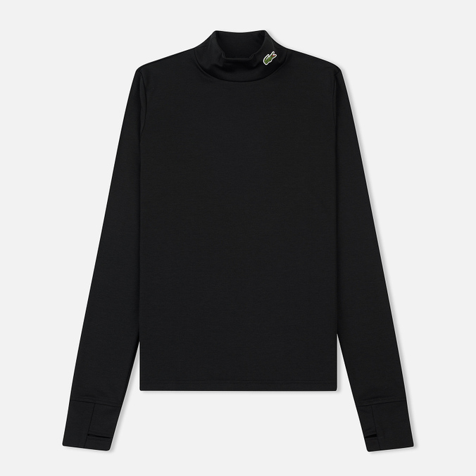 Мужская водолазка Lacoste Live Turtleneck Interlock Knit Black