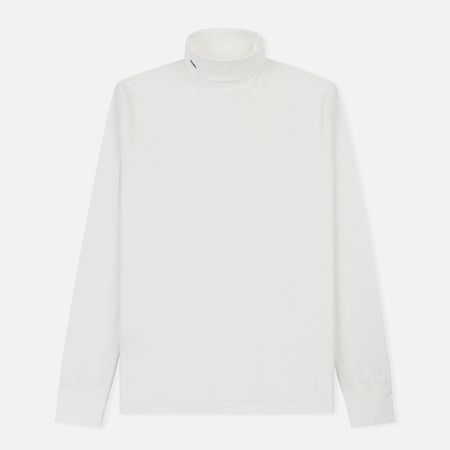 Мужская водолазка Lacoste Turtleneck Cotton Pique Flour