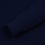 Мужская водолазка Lacoste Turtleneck Cotton Pique Navy Blue фото- 2