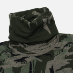 Мужская водолазка maharishi British Bonsai Ninja Roll Neck Jungle Camouflage фото- 1