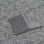 Мужская водолазка Nanamica Sweat Heather Charcoal фото- 4
