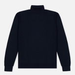 Мужская водолазка Norse Projects Marius Fine Merino Dark Navy фото- 0