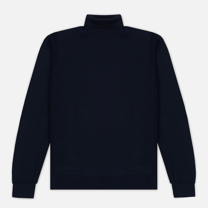 Мужская водолазка Norse Projects Marius Fine Merino Dark Navy