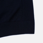 Мужская водолазка Norse Projects Marius Fine Merino Dark Navy фото- 3