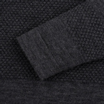 Мужская водолазка Norse Projects Skagen Roll Neck Wool Charcoal фото- 2