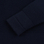 Мужская водолазка Norse Projects Skagen Roll Neck Wool Navy фото- 2