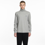 Мужская водолазка Polo Ralph Lauren Classic Turtle Neck Soft Touch Andover Heather фото- 4