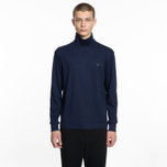 Мужская водолазка Polo Ralph Lauren Classic Turtle Neck Soft Touch French Navy фото- 4