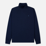Мужская водолазка Polo Ralph Lauren Classic Turtle Neck Soft Touch French Navy фото- 0