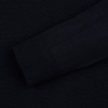Мужская водолазка Pringle of Scotland Merino Solid Roll Neck Midnight фото- 2