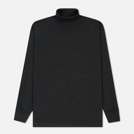 Мужская водолазка Universal Works Roll Neck Single Jersey Charcoal