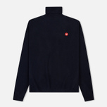 Мужская водолазка Wood Wood Ira Turtleneck Double A Navy фото- 0