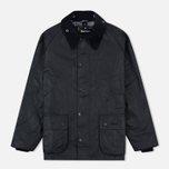 Barbour Bedale Wax Men's Waxed Jacket Black photo- 0