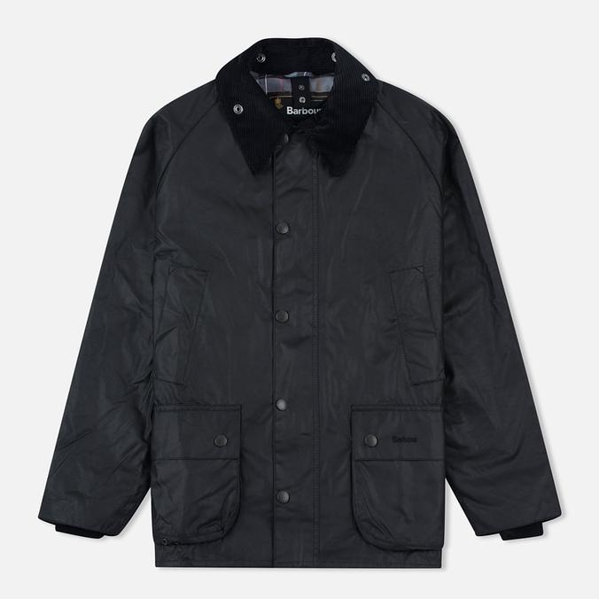 Мужская вощеная куртка Barbour Bedale Wax Black